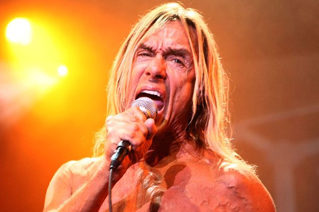 iggy pop the passenger  live