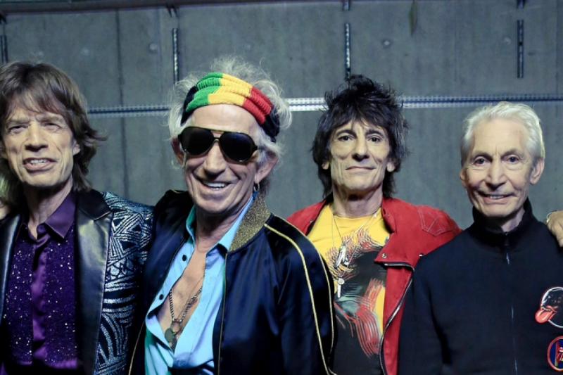 Rolling Stones: Living in a ghost town